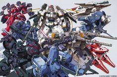 Song:'For The Glory'' by All Good Things Used anime ------------------------ Suit Gundam: The MS Team Muv-Luv Alternative Total. Gundam Wing, Gundam Art, Manga Anime, Outlaw Star, Gundam Wallpapers, Gundam Mobile Suit, Custom Gundam, Anime Fantasy, Transformers Movie