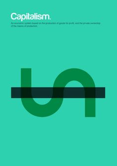 Awesome Minimalist Philosophy Posters by Genis Carreras - UltraLinx