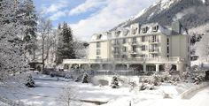 Ski resort Pragelato in Italy