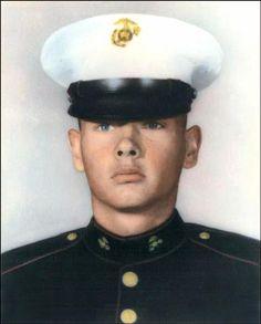 Virtual Vietnam Veterans Wall of Faces | GREGORY J WILLIAMS | MARINE CORPS