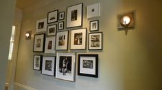 The Semi-Designed Life: Gallery Wall For Thought