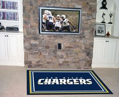 San Diego Chargers Jersey Bottom Only Metal Acrylic Cut License Plate Frame