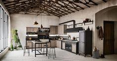 """[vc_row][vc_column width=""""1/1""""][vc_column_text]  La cucina e' teatro di nuove ritualita' legate al cibo; cucinare e' divertirsi; e' esprimere sé stes ..."""