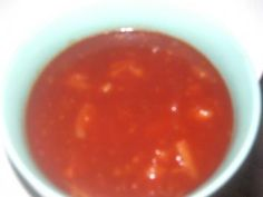 Süss-Saure-Sauce - Rezept