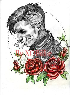 """""""Roses and Thorns"""" // XOBillie"""