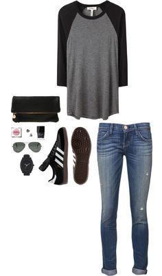 """Untitled #182"" by kristin-gp ❤ liked on Polyvore"