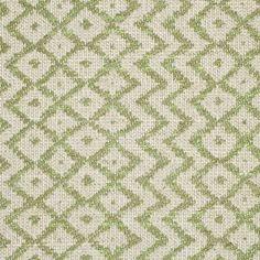 Sanderson Cheslyn Olive/ Cream Fabric DCLO232029