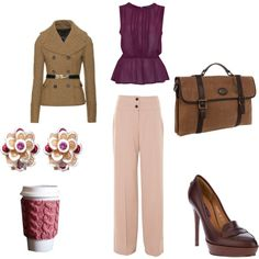 """""""Interview Look"""" by oliviairene14 on Polyvore"""