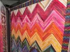 Beautiful quilts on display at the 2015 Minnesota State Fair