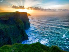 Cliffs of Moher Ireland[OC][1600x1200]