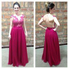 100 vestidos de festa das coleções 2015 perfeitos para madrinhas e convidadas de casamento Image: 98