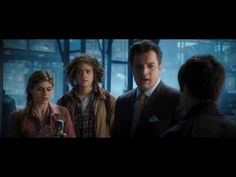 """Percy Jackson: Sea of Monsters - """"Hermes"""" Clip (1080)  Matter Eliminator?  What?  Where did that come from?"""