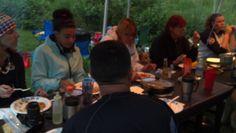 Family Camping at Tolt-McDonald County Park (Near Carnation, WA) July 2012