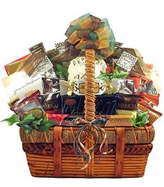 Premium Gourmet Food Gift Basket for Any Occasion - http://www.specialdaysgift.com/premium-gourmet-food-gift-basket-for-any-occasion/