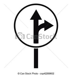 Image result for straight road sign sketch Permit Test, Sketch, Symbols, Stock Photos, Signs, Image, Sketch Drawing, Shop Signs, Sketches