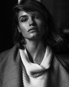Black & White by Jay Ellwood #naturallight #beauty #blackandwhite #portrait