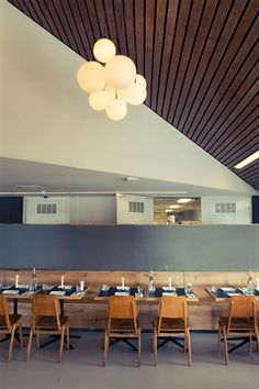 THT - Tolhuistuin - amazing small plates restaurant in Amsterdam Noord.