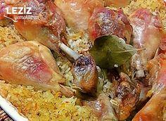 Tavuk Büryan (Kapama)