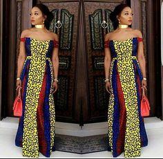 Ankara dress African dress