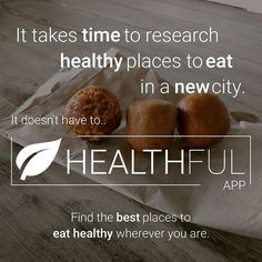 As you can see I'm not a marketer or designer or graphic artist or copy writer  But the message is real.. Think TripAdvisor or Yelp for us health conscious folks   You can sign up now for an early preview (& to be a guinea pig ) @ healthfulapp.co   Also would love to hear people's thoughts on this kind've thing.. How do you find good healthy places to eat when you hit a new town?  #lowcarb #keto #lchf #paleo #glutenfree #sugarfree #foodphotos #foodphotography #realfood #food #nutrition… Healthy Places To Eat, How To Eat Paleo, Best Places To Eat, Real Food Recipes, Healthy Recipes, Clean Eating, Healthy Eating, Us Health, Food Nutrition