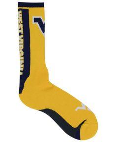 For Bare Feet West Virginia Mountaineers Jump Key Ii Socks