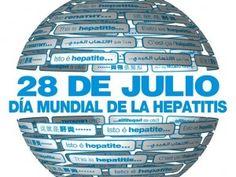 Día Mundial de la Hepatitis (28/07/13): 'Esto es la hepatitis… Conócela. Afróntala'