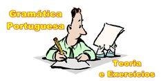 Gramatica Portuguesa - Teoria e Exercicios. Veja em detalhes no site http://www.mpsnet.net/G/176.html via @mpsnet Para voce que precisa aprender Português para Concursos ou Vestibulares. Veja em detalhes neste site