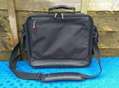 IBM 15.4 Laptop Bag Case, iPad Netbook Notepad Padded Protection Multiple Pocket