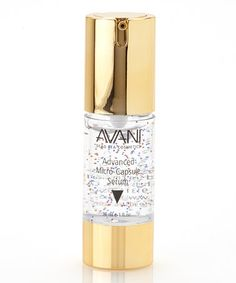 Take a look at this Advanced Micro Capsule Serum by AVANI Dead Sea Cosmetics on #zulily today!