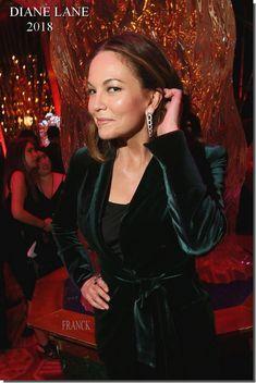 'The Romanoffs' New York Premiere Diane Lane, Sandra Bullock, Sexy Women, Beautiful Women, Leather Jacket, Hollywood, Actresses, York, Woman