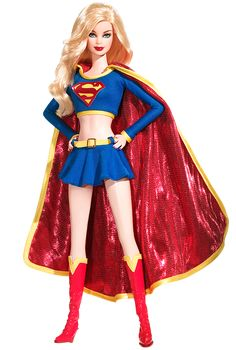 Supergirl™ Barbie® Doll | Barbie Collector