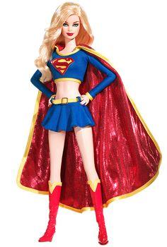 Supergirl™ Barbie® Doll (2008)