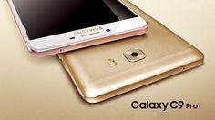 Samsung Galaxy C9 Pro offiziell vorgestellt