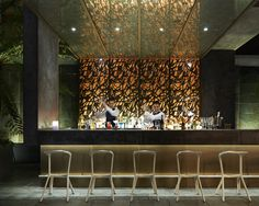 South Place Boutique Hotel in London by Allies and Morrison | DesignRulz