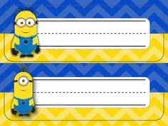 Viewing 1 - 20 of 1220 results for minion name tags