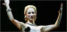 Will you spot Evita in Musical of Musicals?