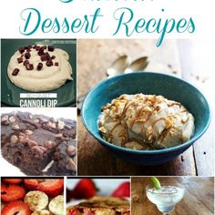 These 21 Day Fix dessert recipes make it easy to eat clean!