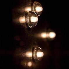 Outdoor Wall Sconce, Outdoor Walls, Indoor Outdoor, Modern Lighting, Lighting Design, Ceiling Mounted Light, Hallway Lighting, Crystal Wall, Plate Design