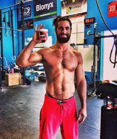 Could It Really Be Possible For Normal Guys To Build Head-Turning Muscle, Demolish Stubborn Fat, And Ramp Up Their Sexual Performance Just From Running 16 Minutes Per Week? Wwe Seth Rollins, Seth Freakin Rollins, Becky Wwe, Burn It Down, Wwe World, Royal Rumble, Big Muscles, Professional Wrestling, Roman Reigns