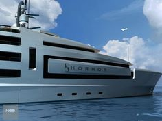 Two new superyacht concepts by Nod Design | SuperYacht Times