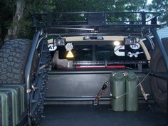 Suv Rear Storage Amp Tool Edc