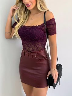 Tight Dresses, Cute Dresses, Casual Dresses, Skirt Outfits, Sexy Outfits, Fashion Outfits, Girl Fashion, Womens Fashion, Fashion Design