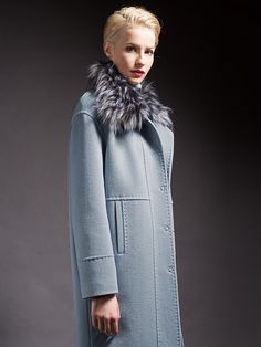 Купить пальто с технологиями от Pompa