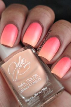 21 Ideas for Ombre Nails That Will Glam Your Look