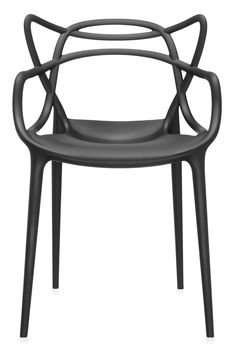inspiration design master chairs. Kartell Masters 5865  Starck pays tribute to three icons of contemporary design and creates a fusion styles get stylistic summation A Modern Classic The Chair Metal Collection