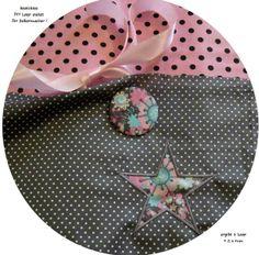 STICK♥Loop♥ DIY Stern Dots- 1 x vorhanden! von ஐღKreawusel-aufgehübscht✂ஐ  auf DaWanda.com