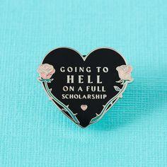 Bag Pins, Jacket Pins, Pin Logo, Cool Pins, Pin And Patches, Punk Patches, Hard Enamel Pin, Up Girl, Pin Badges
