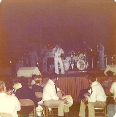 Elvis Presley In Concert May 30, 1976  Odessa, Texas  2:30pm