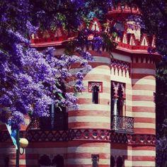 Costurero de la Reina, #Sevilla.