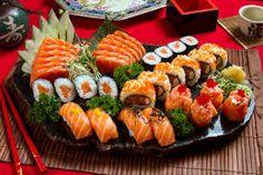 Resultado de imagem para sushi